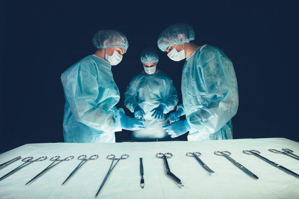 膵臓がんの手術